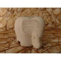 Porte encens l'éléphant