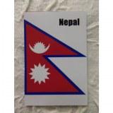 Aimant drapeau Népal
