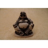 Petit Bouddha Pu tai et son sac