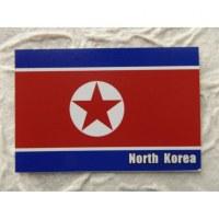 Aimant drapeau Corée du Nord