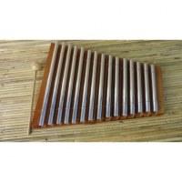 Xylophone bois et métal 15 barres