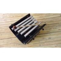 Xylophone peint arrondi