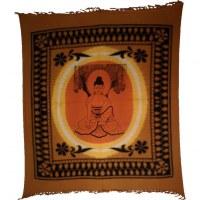 Maxi tenture bandhani Bouddha Bhaishavaguru