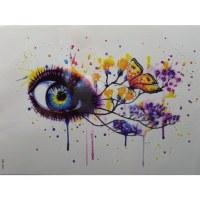 Tatouage butterfl'eye