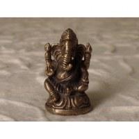 Ganesh assis jambe gauche repliée