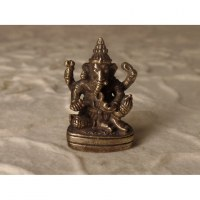 Ganesh jambe gauche repliée