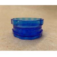 Grinder acry translucide bleu