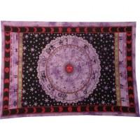 Tenture violette astrologia
