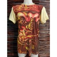 Tee shirt jaune Yama