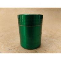 Mini grinder alu vert
