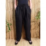 Pantalon Kiat noir