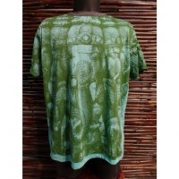Tee shirt Ganesh multi faces
