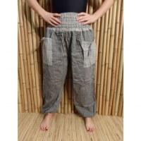 Pantalon Loumbini gris