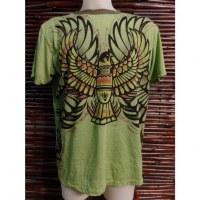 Tee shirt vert l'aigle