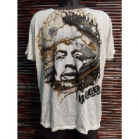 Tee shirt blanc Jimi Hendrix