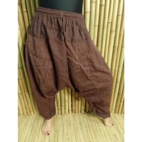 Sarouel cool brown