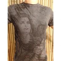 Tee shirt Shiva anthracite