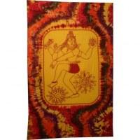 Tenture color Shiva nataraja