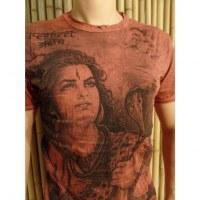 Tee shirt Shiva rouille