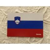 Aimant drapeau Slovénie