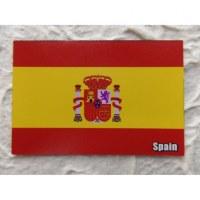 Aimant drapeau Espagne