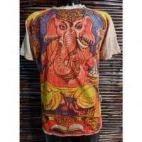 Tee shirt Ganesh beige