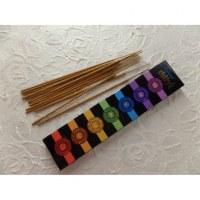 Sticks d'encens goloka chakra