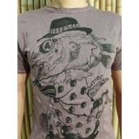 Tee shirt mister fish prune