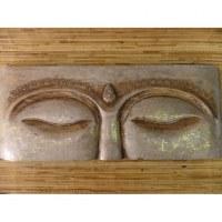 Tableau les yeux de Bouddha