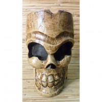 Cendrier skull