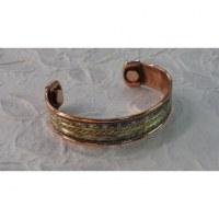 Bracelet magnétique maille