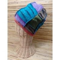 Bonnet en couleurs