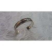 Bracelet argenté comète