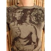 Tee shirt kaki Mr Khanom Tom