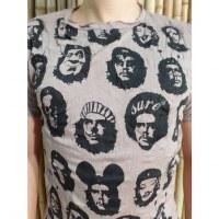 Tee shirt beige Che Guevara