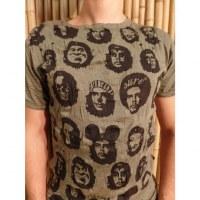 Tee shirt kaki Che Guevara