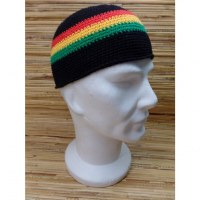 Bonnet rasta Black Hill