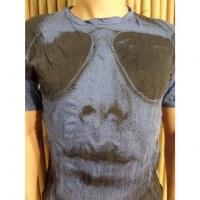 Tee shirt bleu roi the Doors