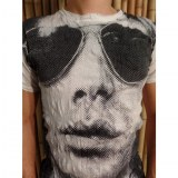 Tee shirt blanc the Doors