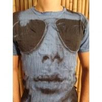 Tee shirt bleu the Doors