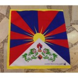 Bandana drapeau du Tibet