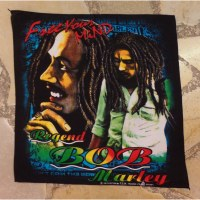 Bandana Bob Marley free your mind