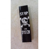 Feuilles slim stop the system