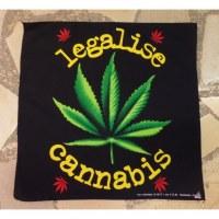 Bandana feuille à fumer légalise