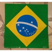 Bandana drapeau du Brésil