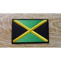 Patch Drapeau Jamaïque