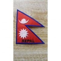 Patch drapeau népalais