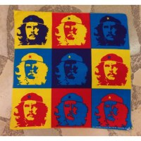 Bandana pop art Che Guevra