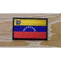 Patch drapeau vénézuélien