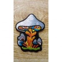 Ecusson champignon